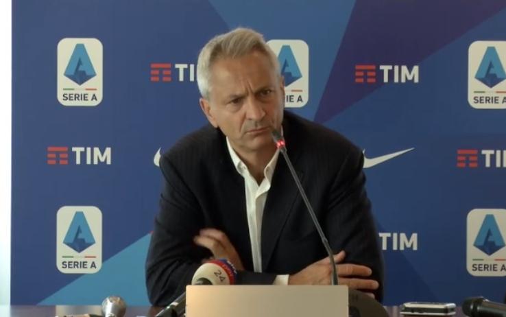 Lega Serie A, il presidente Dal Pino positivo al Covid-19