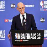 """NBA, Adam Silver: """"Non sappiamo il motivo di tutti questi infortuni"""""""
