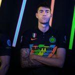 Inter, svelata la nuova terza maglia per la stagione 2021-2022