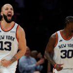 NBA, risultati della notte: Knicks show, Celtics ko dopo 2OT, vincono Nuggets e Sixers